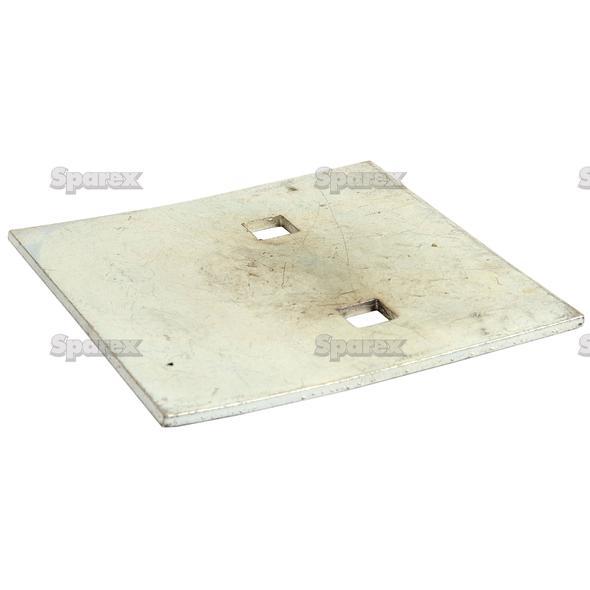 SCRAPER PLATE 100X100X3   To fit as: 652882