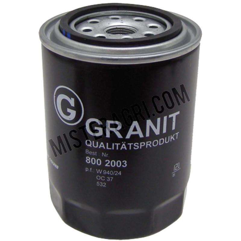8002003 Oliefilter Granit
