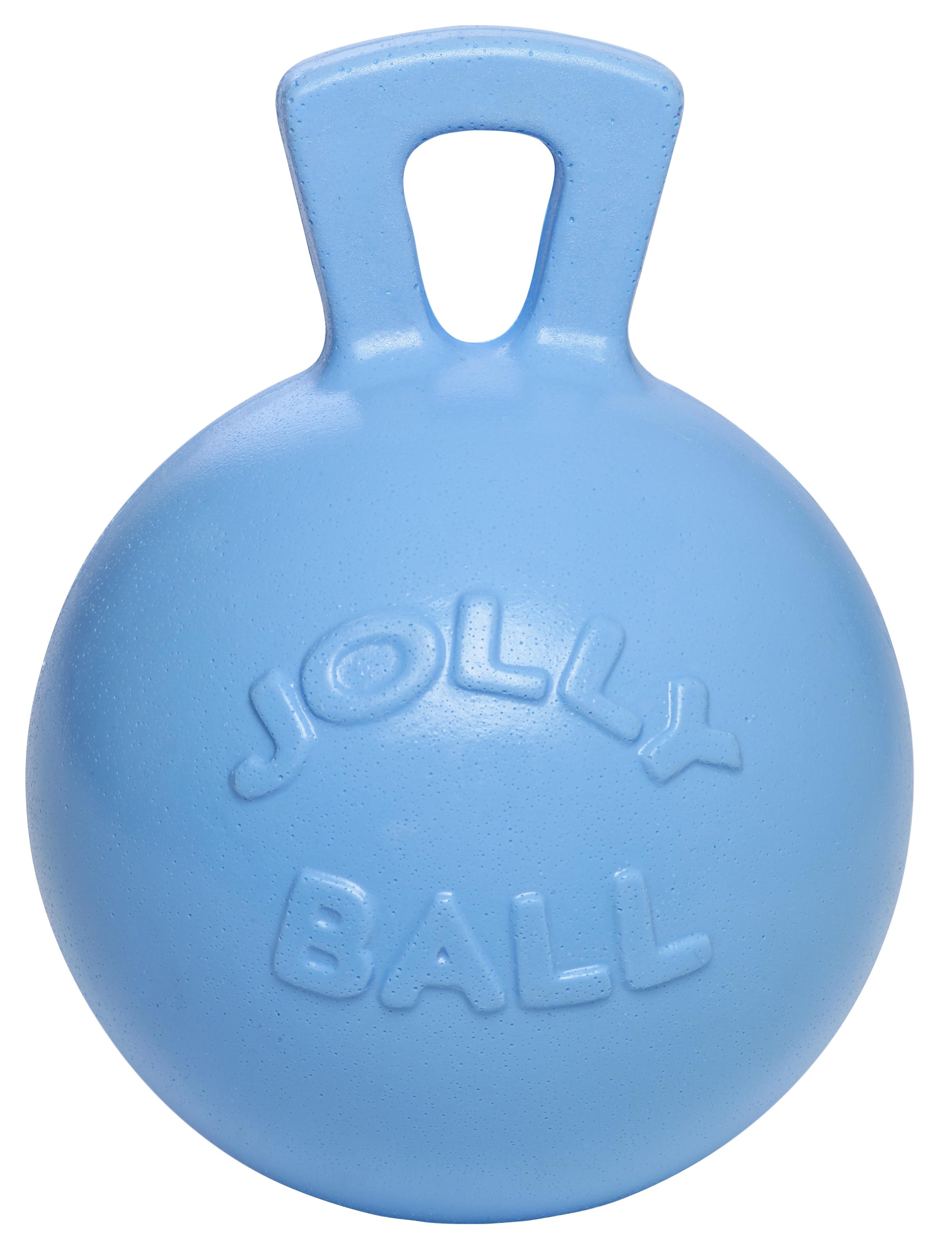Jolly Ball BABY BLAUW Bosbessengeur