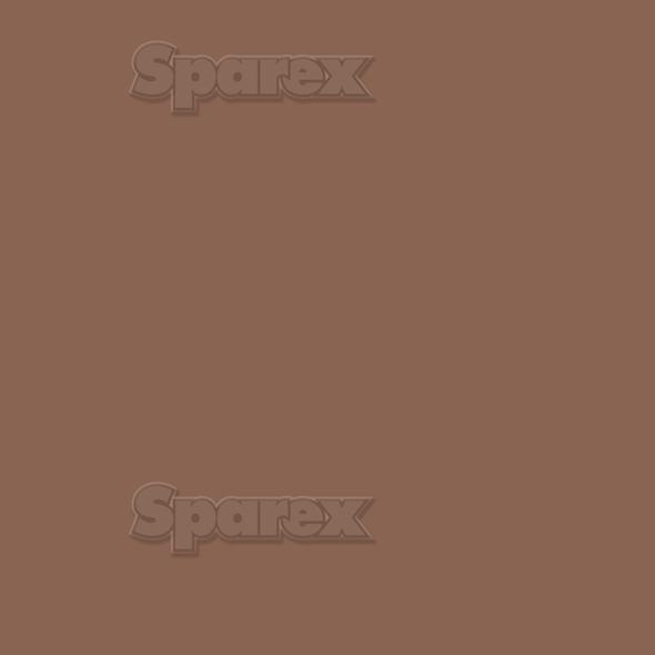 Verf - glans, Bruin 1 ltr(s) Blik