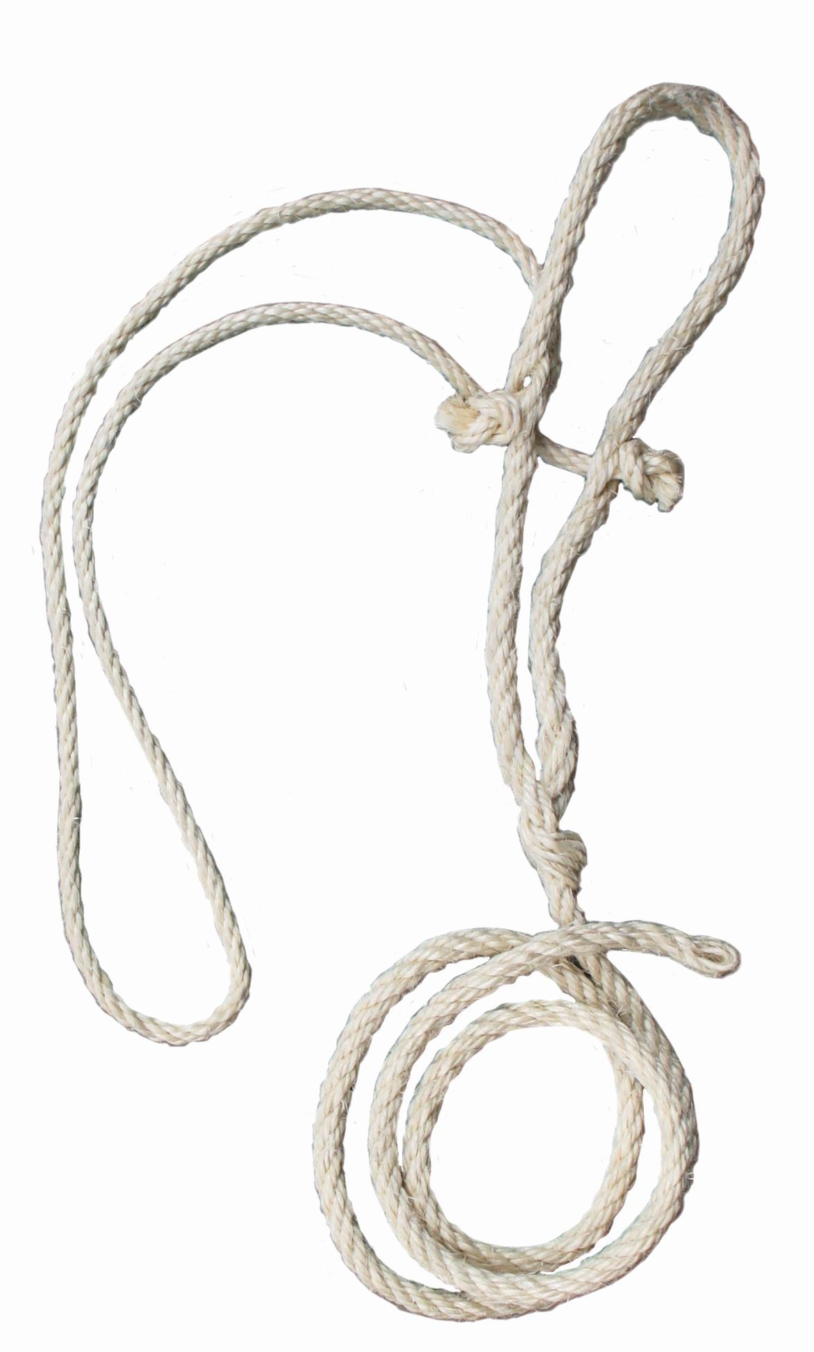 Koetouwhalster + dun koptouw