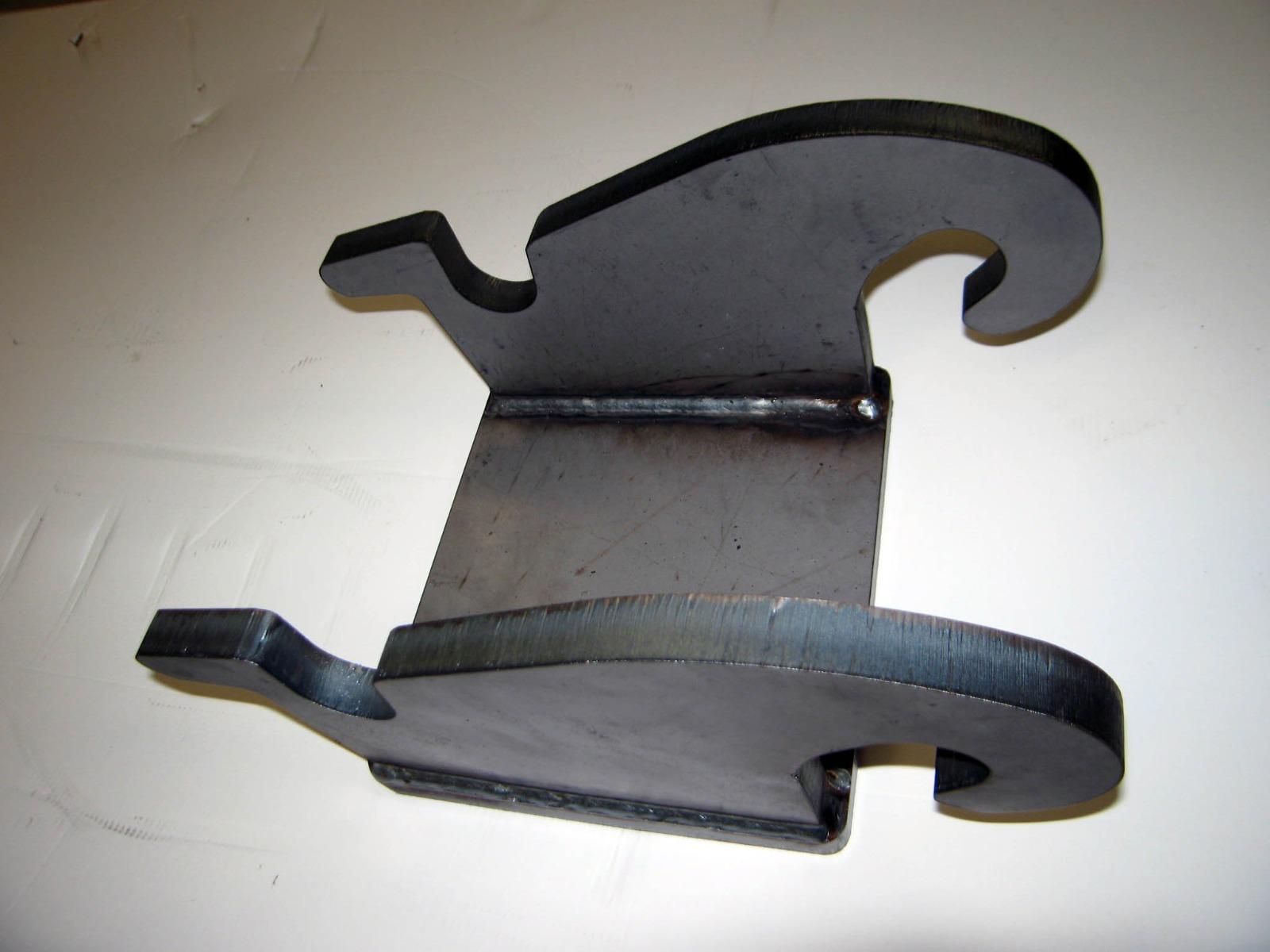 Aanlashaak CW05 standaard - 20mm