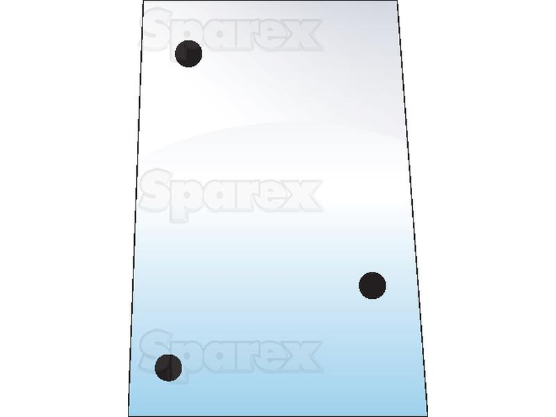 Glass - Side - LH&RH - 3 Holes