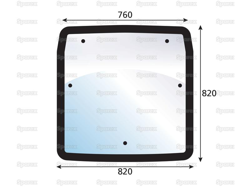 GLASS-ROOF HATCH