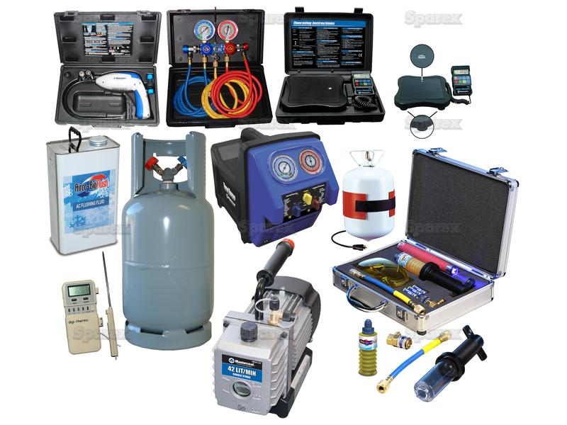AIR CON TRAINING PARTS KIT