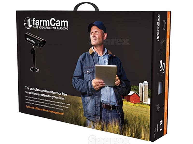 Bewakingscamera Systeem Met Monitor En Camera FarmCam