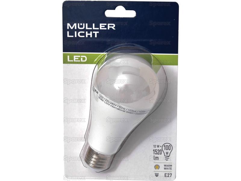 LED Gloeilamp 12W - Blisterverpakking
