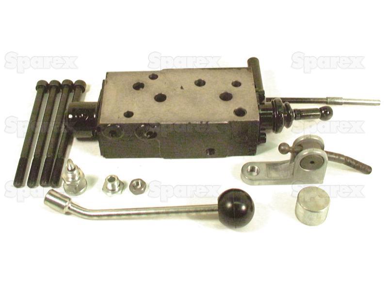Hydrauliek flensventiel 1 te gebruiken voor Eicher