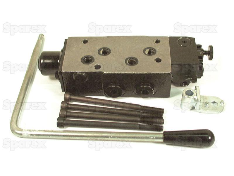 Hydrauliek flensventiel 1 te gebruiken voor MF