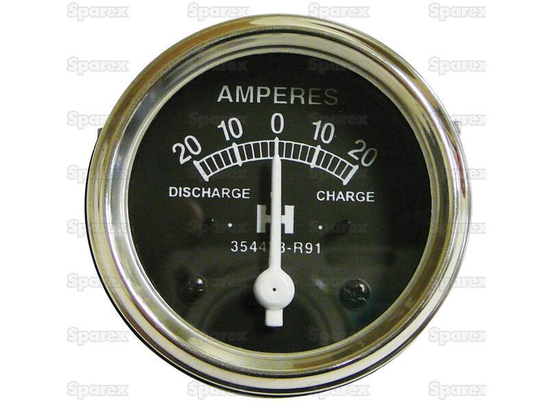 Amperemeter, 0/20Ampère