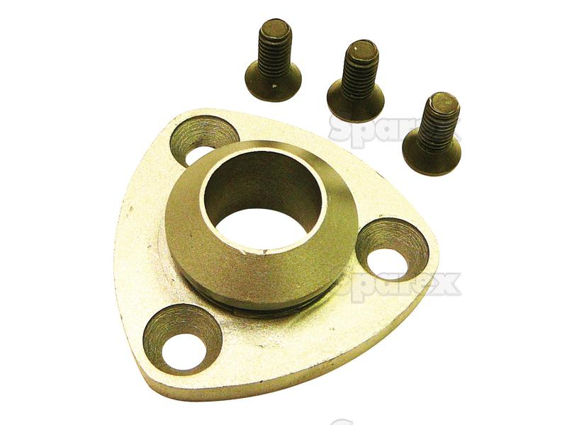 Exhaust Manifold Adaptor with Bolts