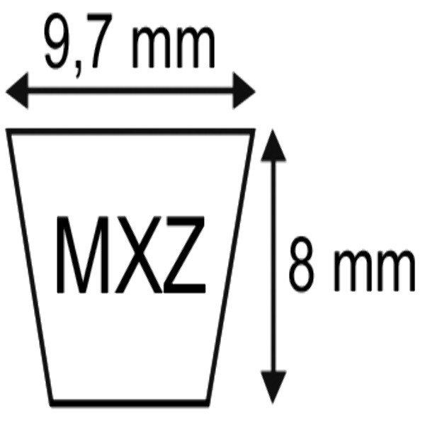 V-SNAAR MX Z34 1/2 - SPZ 900