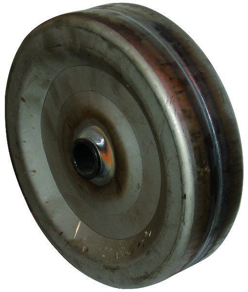 WIEL MONOBLOC MET PLASTIC MOF D.280