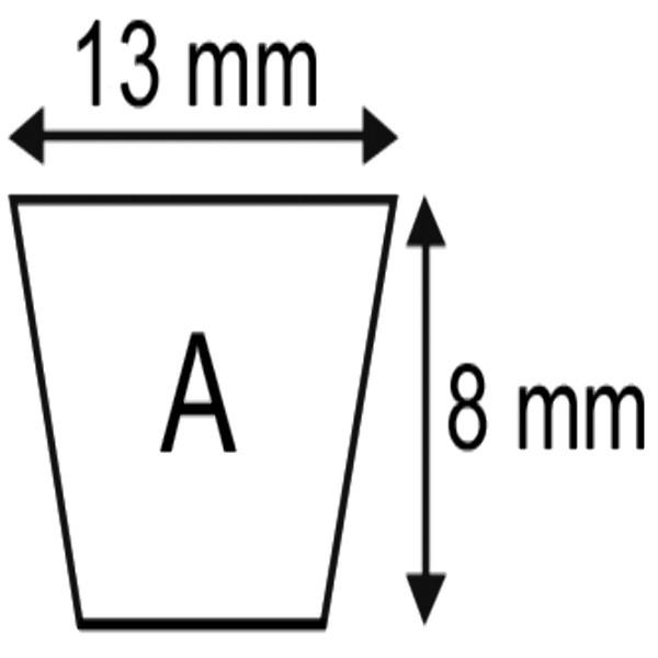 V-SNAAR A112 13x08x2877