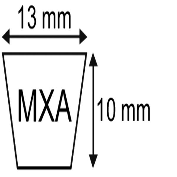 V-SNAAR MX A27 1/2 - SPA 732
