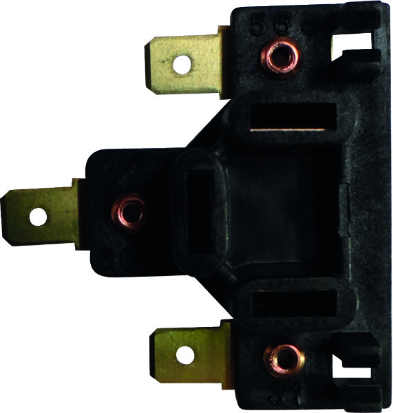CONNECTOR VOOR LAMP TMA130 ABS