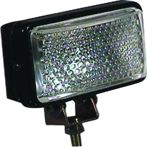 LAMP RECHTHOEKIG METAAL 127X75X65 SG SI H3