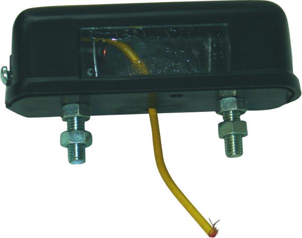 Kentekenverlichting - TA45 - 80x30x32