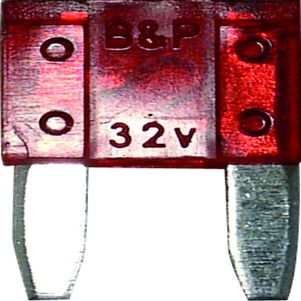 MICROZEKERINGEN INSTEEKBAAR 10A ZAKJE 50