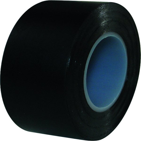 ROLLEN LINT PVC ZWART SET X8
