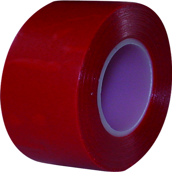10 ROLLEN PVC TAPE ROOD