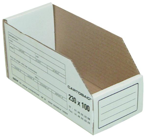 KARTONNEN OPBERGDOOS 230 X 50