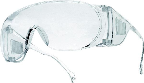 BESCHERMINGSBRIL POLYCARB. ANTI-UV 100%