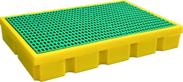 OPVANGPLATFORM 100L PLASTIC ROOSTER