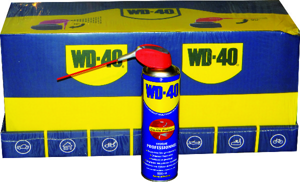 PAK VAN 24 WD 40 MULTI/FUNCTI/500 ML PRO.