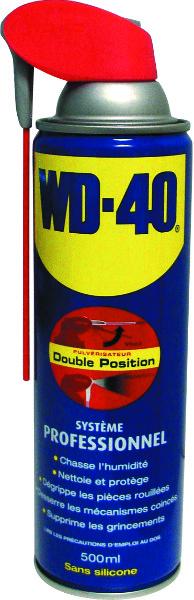 PAK VAN 6 WD 40 MULTI/FUNCTI/500 ML PRO.