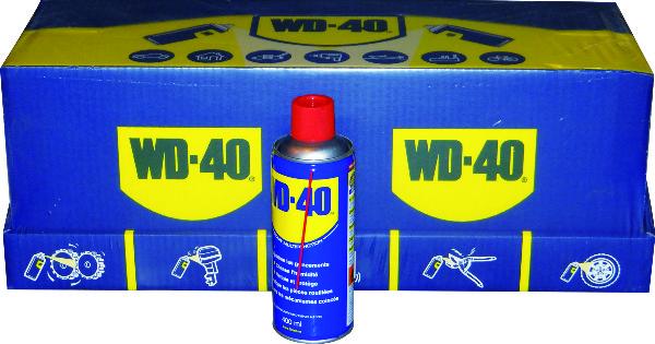 PAK VAN 24 WD40/MULTI/FUNCT/400 ML