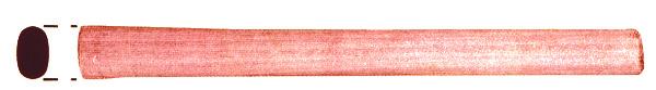 STEEL HAMER BEKISTER 37CM NR. 10