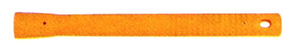 STEEL VAN HAMER GLASVEZEL L.375MM