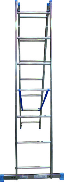 DEELB. LADDER 2 DELEN 2,01M/3,40M STARLINE