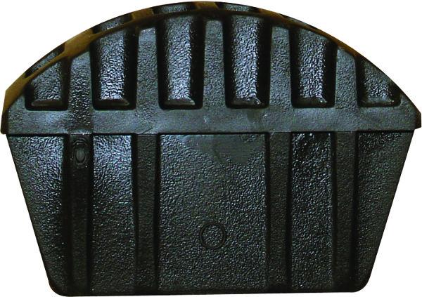 VOET LAAG SERIE OR/ DOORSN. 66MM PER PAAR