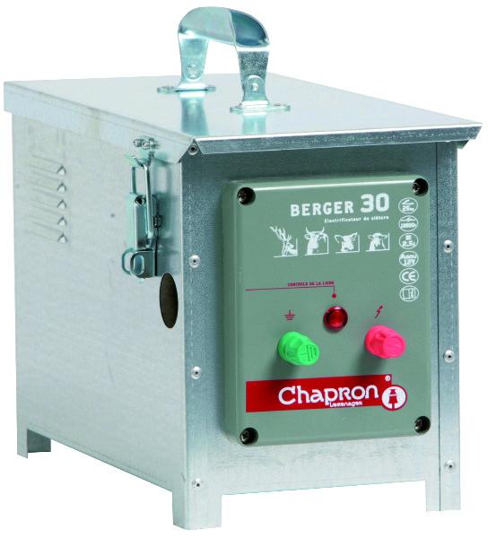 OMHEINING CHAPRON SEC12 BERGER 30 12V 25KM