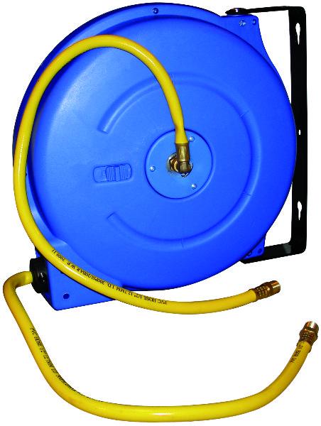 AUTOM. SLANGHASPEL LUCHT/WATER 15M D.12,5