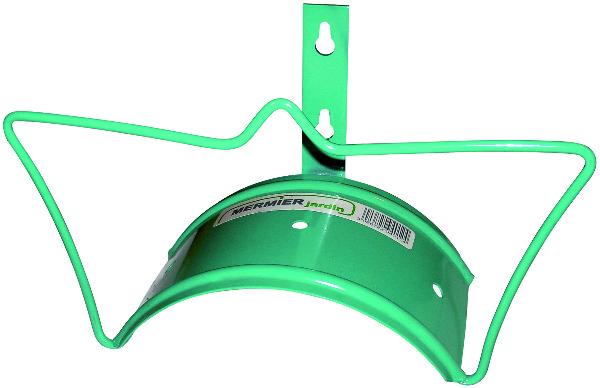 Slanghouder muur 1/2 cirkel - Vlinder model