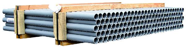 BUIS PVC INTERPACT DIA 50 PER METER