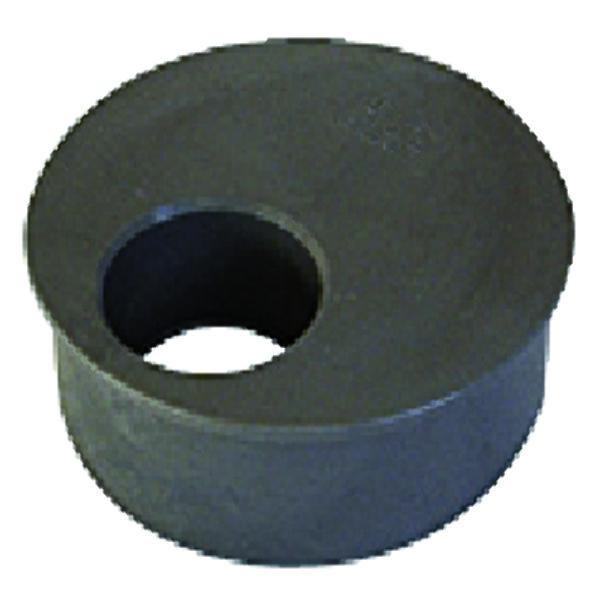 VERLOOPSTUK PVC INWENDIG 100X80