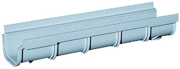 GOOT MET ROOSTER PVC VAN 500 MM BR: 130 H