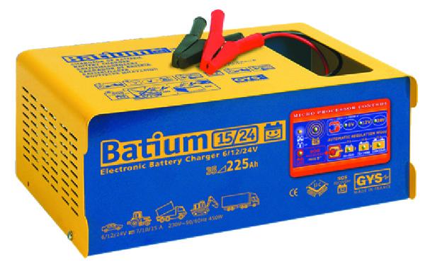 ACCULADER AUTOMATISCH BATIUM 15-24 6/12/24V GYS