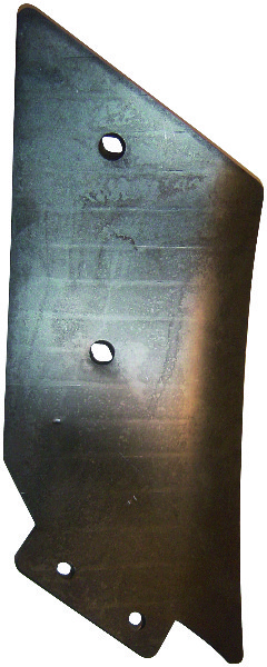 DIEPWOELER SLIJTPLAAT R. H.445 HOH80