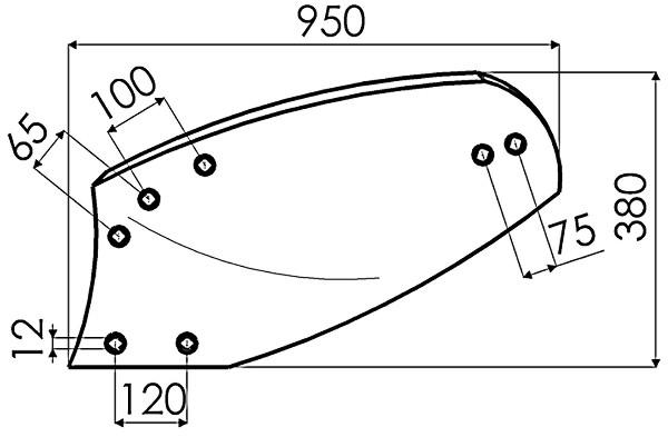 RISTER D.16'' HE. AR5H 173436 G&B (N-ORIG.)