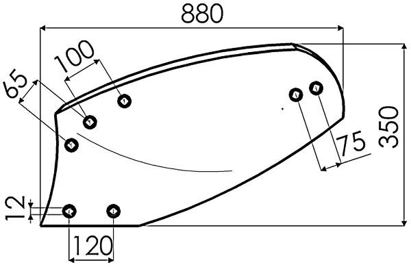 RISTER D. 14'' AR4H P173426 G&B