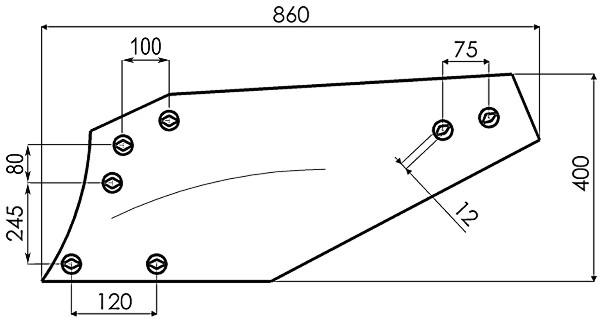 RISTER D.16'' CYL. C16S TRIPLEX 173604 G&B