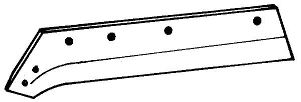 SCHAAR 14'' R. B1867679R IHF (NIET-ORIG.)