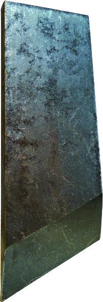SCHAARPUNT AFGESCHUIND L. 60X12X180