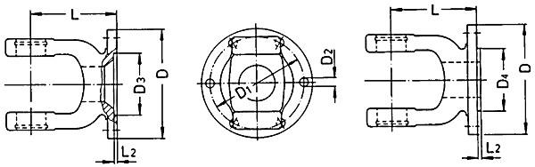 BOUT CONISCHE KOP 1/2''X35 IHF (25)