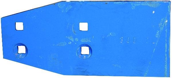 ZOOL KORT Links VP-300 O Origineel RABE